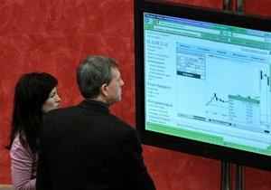 Индекс Украинской биржи установил новый минимум в 2011 году