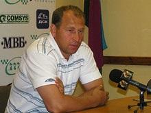 Яковенко назначен тренером молодежки