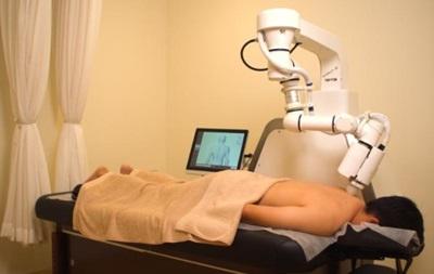 У Сингапурі з явився робот-масажист