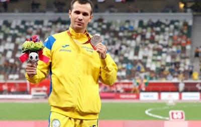 Цвєтов виграв друге срібло на Паралімпіаді-2020