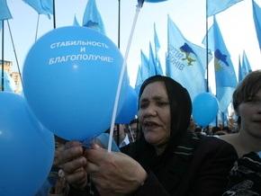 Партия регионов готовит акции протеста по всей Украине