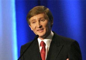 Ахметов стал крупнейшим налогоплательщиком - физическим лицом в стране