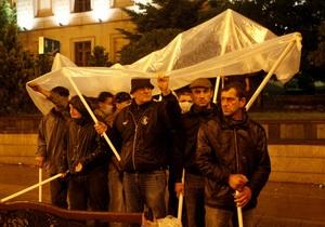 МВД Грузии опубликовало список задержанных в Тбилиси оппозиционеров