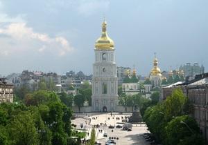 Суд вернул Киеву участок возле Софии Киевской ценой в более чем 17 миллионов гривен