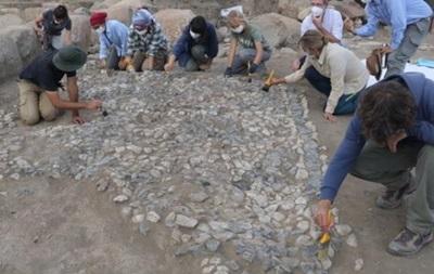 У Туреччині знайшли найдавнішу мозаїку