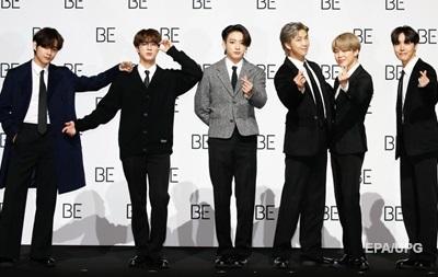 Бойз-бэнд BTS выступил с речью в штаб-квартире ООН
