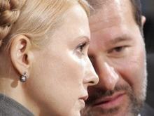 Ъ: Юлия Тимошенко рискует оказаться на периферии