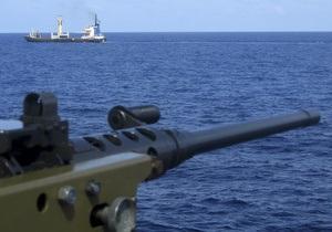 Пираты похитили работавшего на нигерийском судне украинца