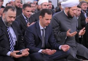 Приближенный к Асаду генерал сбежал в Турцию
