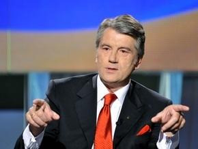 Ющенко обеспокоен отсутствием результатов расследования убийства Олийныка