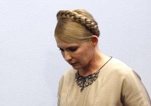 Тимошенко рассказала, что сделает сразу после отставки