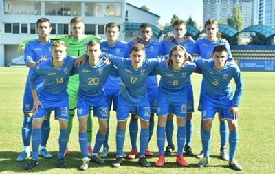 Збірна України U-19 перемогла однолітків з Мальти