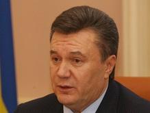 Янукович: На нас смотрят как на дикую страну