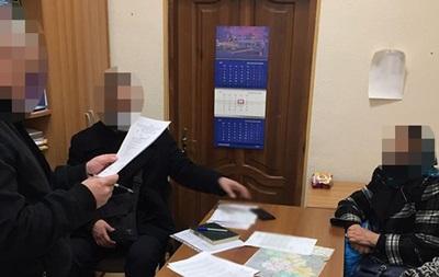 У філії Укрзалізниці проходять обшуки