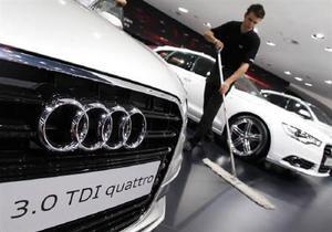 Audi обогнала Mercedes по количеству проданных люксовых автомобилей