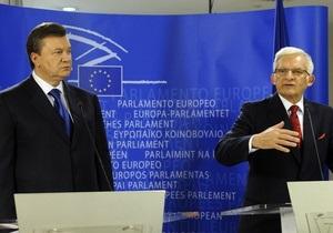 Европейские социалисты  ждут сильного сигнала  от Партии регионов