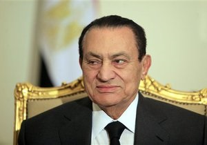 СМИ: Мубараку назначили пенсию в $339