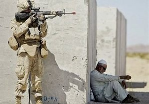 Трибунал признал американского солдата виновным в убийстве афганца
