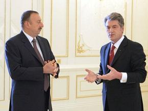 Украина и Азербайджан подписали ряд документов
