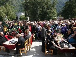 Сегодня пройдут похороны 22 погибших на Саяно-Шушенской ГЭС
