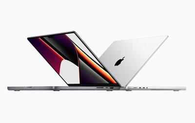Apple представила новые ноутбуки MacBook Pro