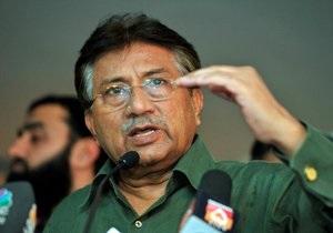 В Пакистане арестован экс-президент Мушарраф