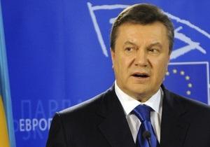 Визит Януковича в Москву: Президент поднимет вопрос газовых соглашений
