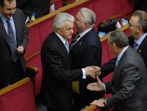 Блок Литвина получит министерские портфели