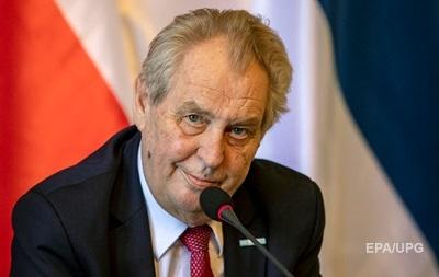 Импичмент Земана. Политический кризис в Чехии
