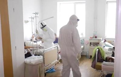 В Украине 95% COVID-пациентов не привиты