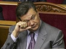 Слезы Януковича гораздо крепче Широкой коалиции