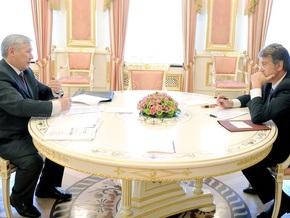 Ющенко не будет вносить представление об увольнении Еханурова