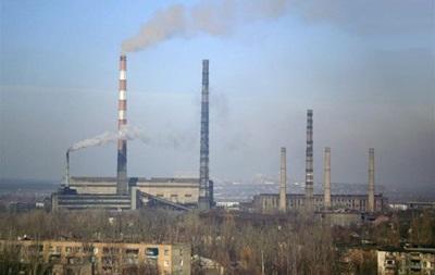 Славянская ТЭС остановилась из-за отсутствия угля
