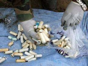 Полиция Венесуэлы арестовала эстонцев за попытку вывоза кокаина