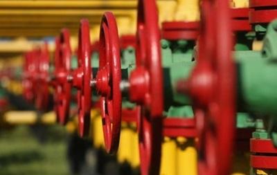 Потребление газа в Украине упало еще на 22%