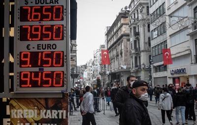 Эрдоган высылает послов Запада. Лира обвалилась