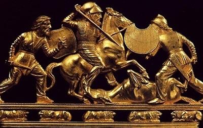 Малюська рассказал, как возвращали скифское золото