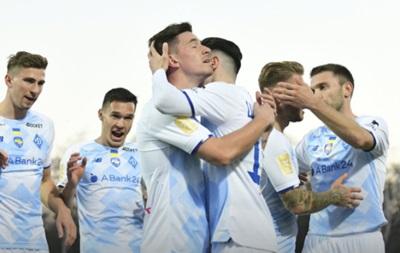 Динамо Киев обыграло Мариуполь в Кубке Украины