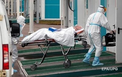 В РФ впервые более 40 тысяч COVID-случаев за сутки