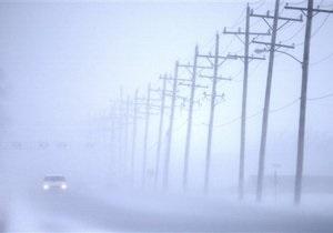 Два миллиона жителей Франции остались без света