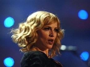 Мадонна продолжит гастроли с макияжем из алмазной крошки