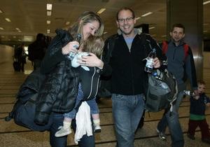 Из Египта спецсамолетом эвакуированы граждане Словакии