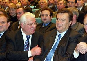 Кравчук снова написал открытое письмо Януковичу
