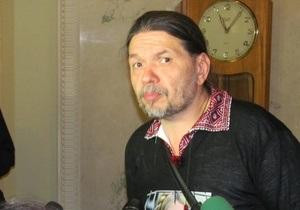 Бригинец показательно ушел с корпоратива Батьківщини, услышав русский язык