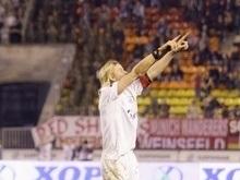 Тимощук выбран в апрельскую сборную Европы