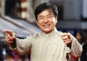Джеки Чан уходит из кино