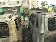 В Петербурге задержаны двое подозреваемых в поджоге машин