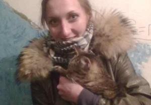 В Севастополе пожарные спасли кошку, которая четыре дня не могла слезть с дерева