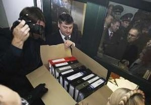 НГ: Инаугурация Януковича под угрозой