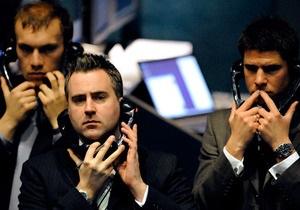 Украинские фондовые рынки сегодня в минусе